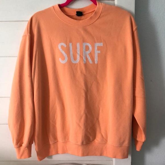 🧡 Wild Fable Target Women's Surf Sweatshirt